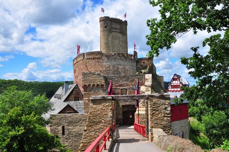 """Die Jon-Lord-Gedächtniswanderung - oder: der """"Traumpfad Bergschluchtenpfad Ehrenburg"""""""