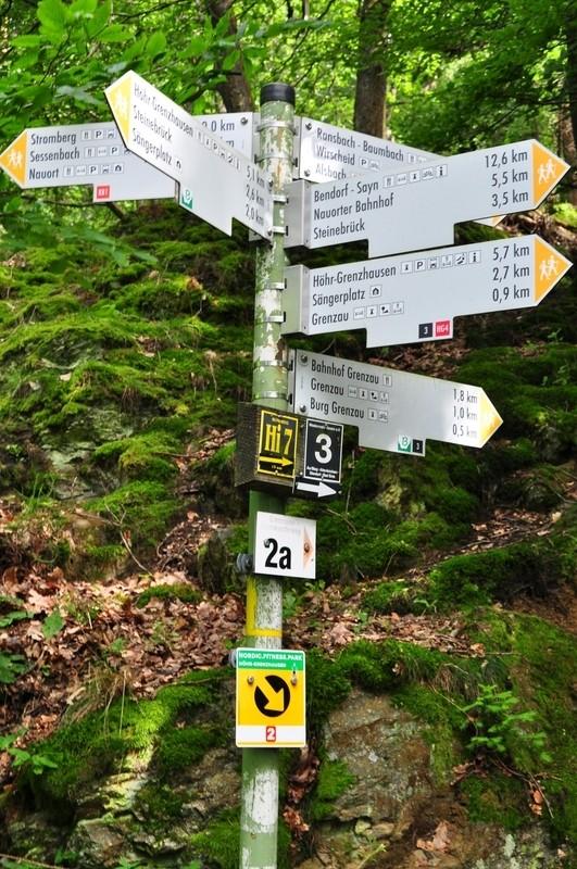 """Amerikaner nennen es """"Brexbachtal - The Valley of Wanderwege"""""""