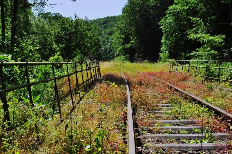 Eine Eisenbahn aus einer anderen Zeit
