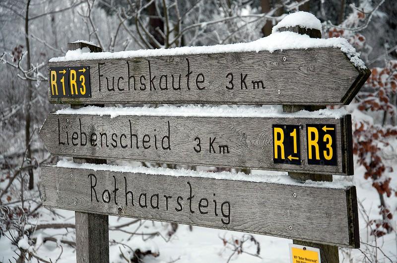 """""""Ja, wo liegen sie denn, wo liegen sie denn rum?"""" - oder: der """"Bad Breisiger Keltenwanderweg"""""""