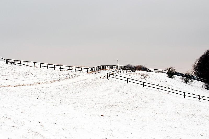 """Endlich Winter! - oder: """"Ehlscheid E1 - Zum Forsthaus Gommerscheid"""""""