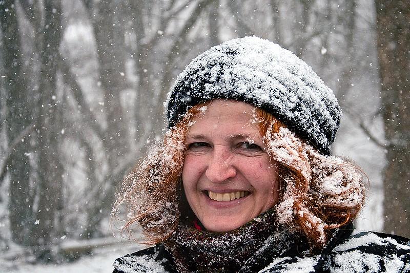 Versprochen! Der letzte Schnee in diesem Winter - oder: 3 Tage Prüm