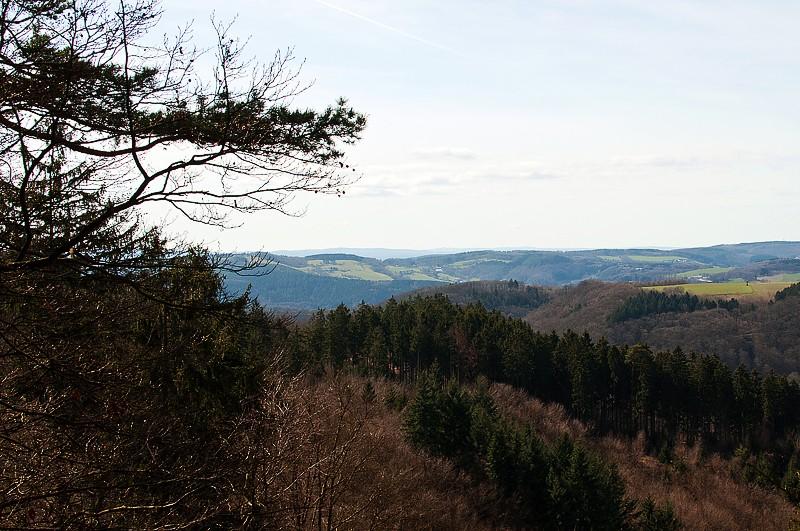 """Alles muss raus! - oder: """"Ruine Neuerburg und Fockenbachtal K2"""" bei Kurtscheid"""