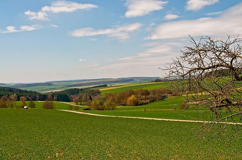 """""""3-Kastelle-Rundweg"""" bei Pohl im Taunus"""