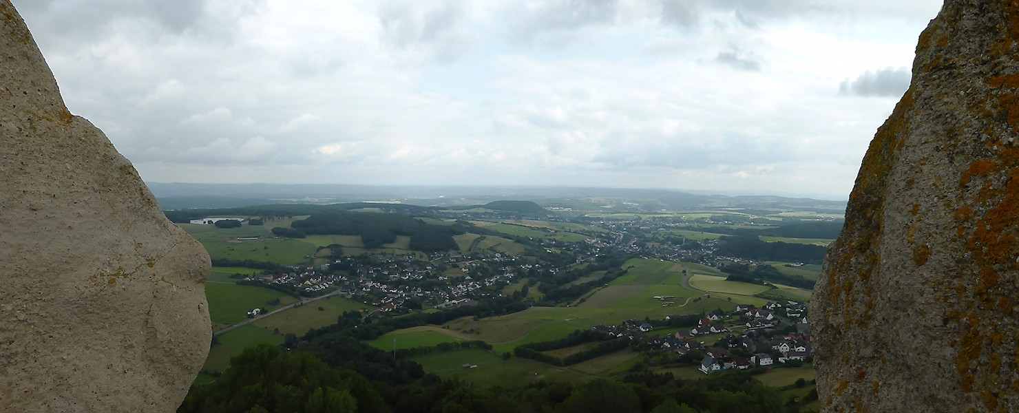 """Jetzt aber mal ernsthaft! - oder: die """"Route M - Mittleres Brohltal: Burgpanoramaweg"""""""