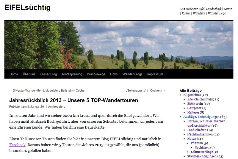 Screenshot-Blog
