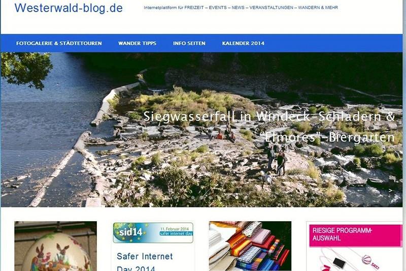 """""""Westerwald-blog.de"""" stellt sich vor"""