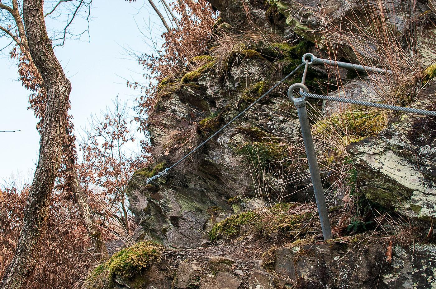 Klettersteig Ardennen : Newlife outdoor activity in stavelot abenteuersport ardennen