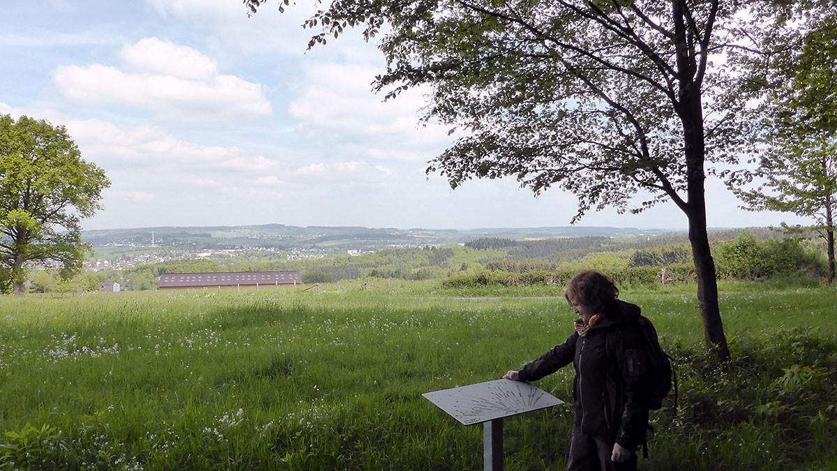 """""""Wandern im Westerwald"""" - aus der Werkstatt (2)"""