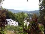 Wandern in den Ardennen - Die Ankunft in Vielsalm