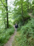 """Wandern auf der Rheinschleife """"Fürstenweg"""" bei Neuwied (Autorin: Daniela Mohr)"""