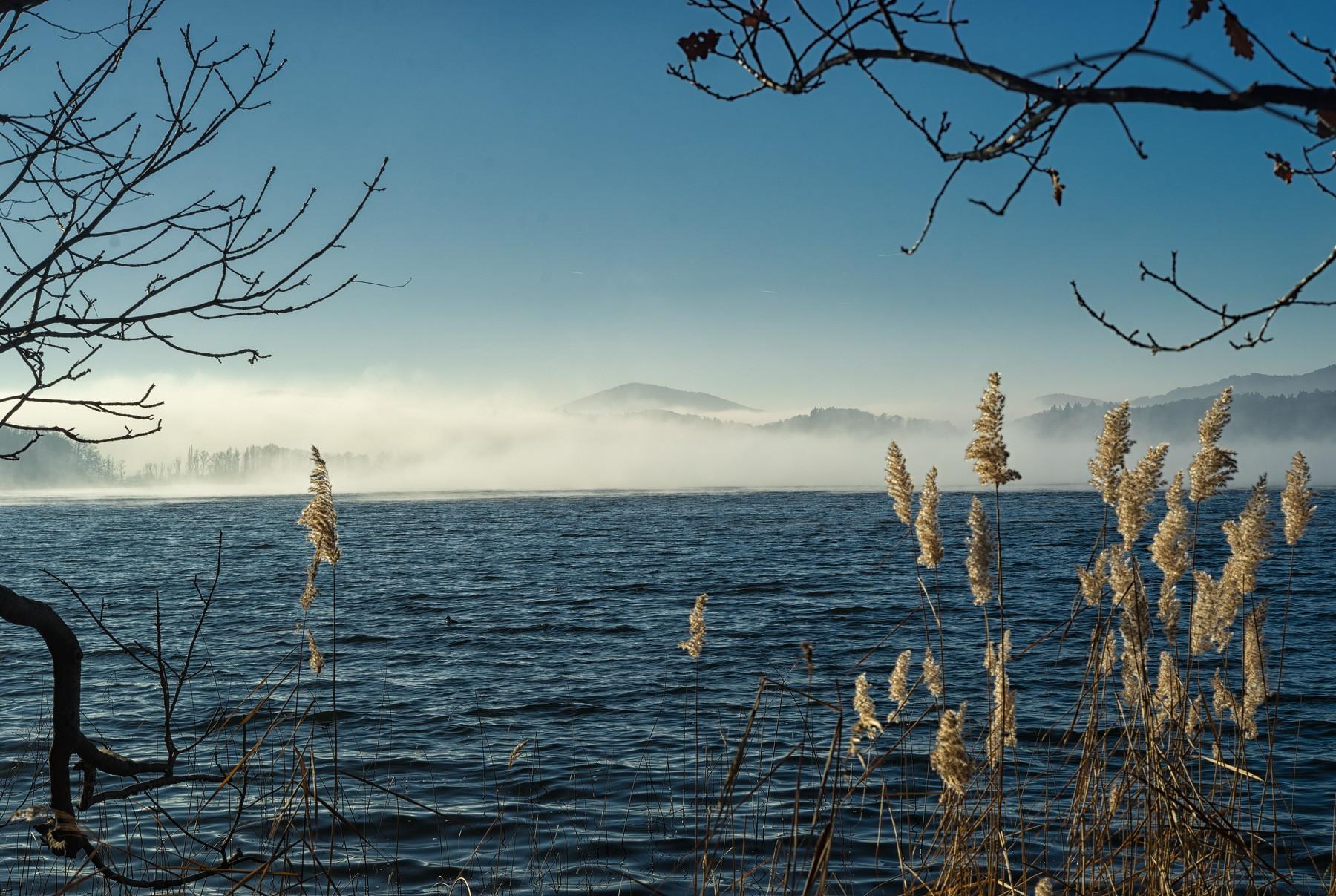 Laacher See und Abtei Maria Laach