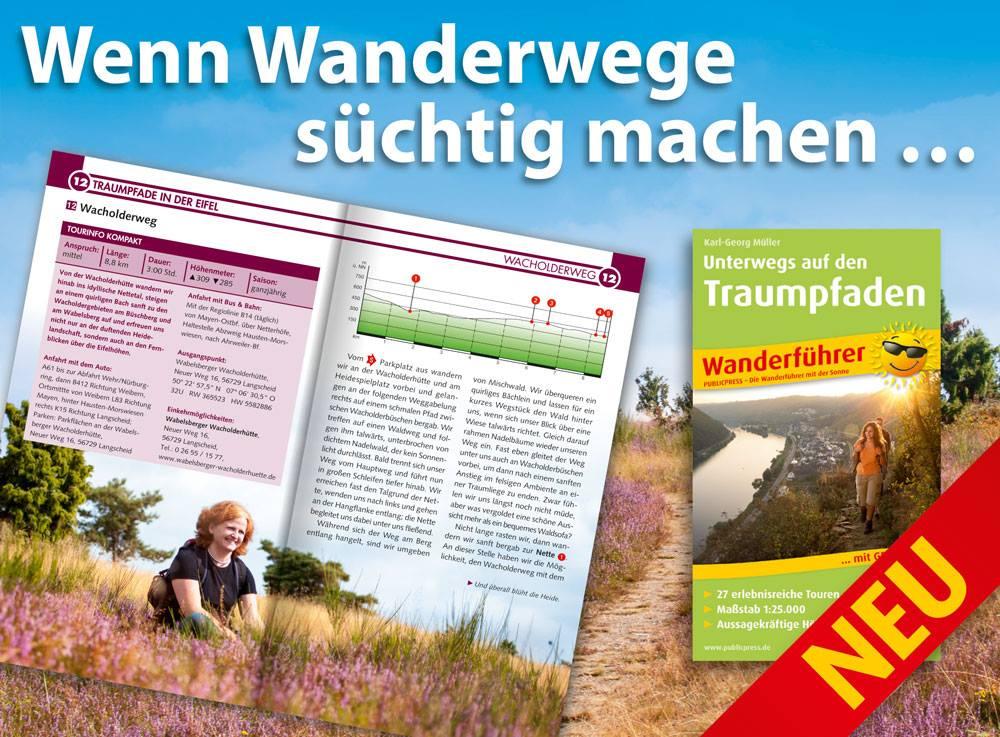 Wanderführer Traumpfade