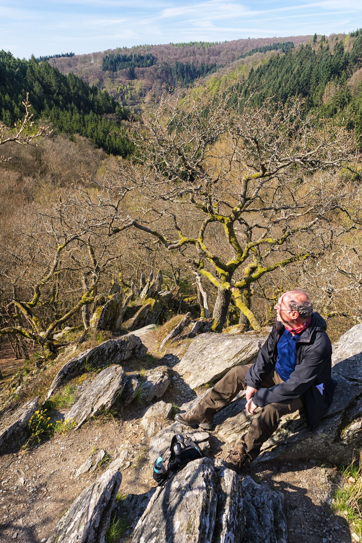 Wispertalsteig — Vom Wandern habe ich genug, nun schlendere ich
