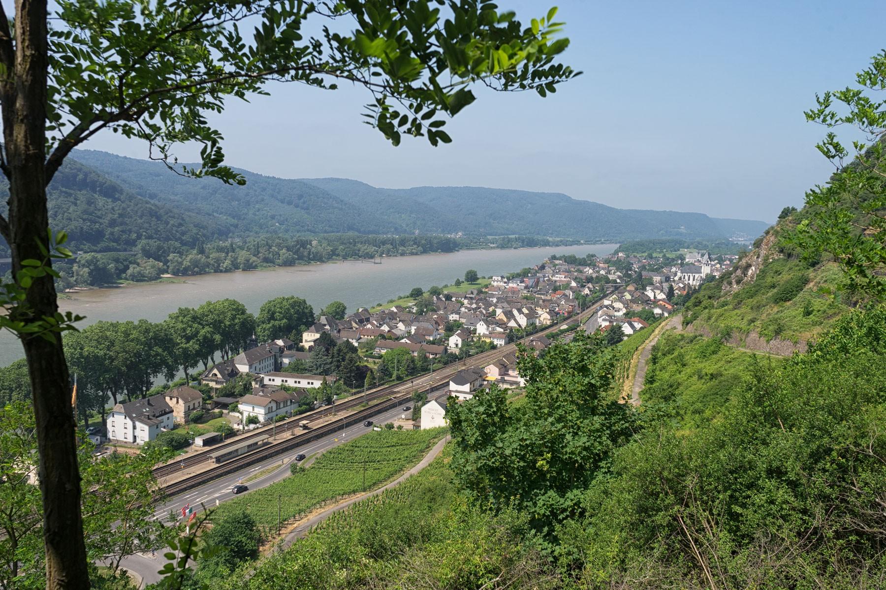 Rund um Leutesdorf am Rhein