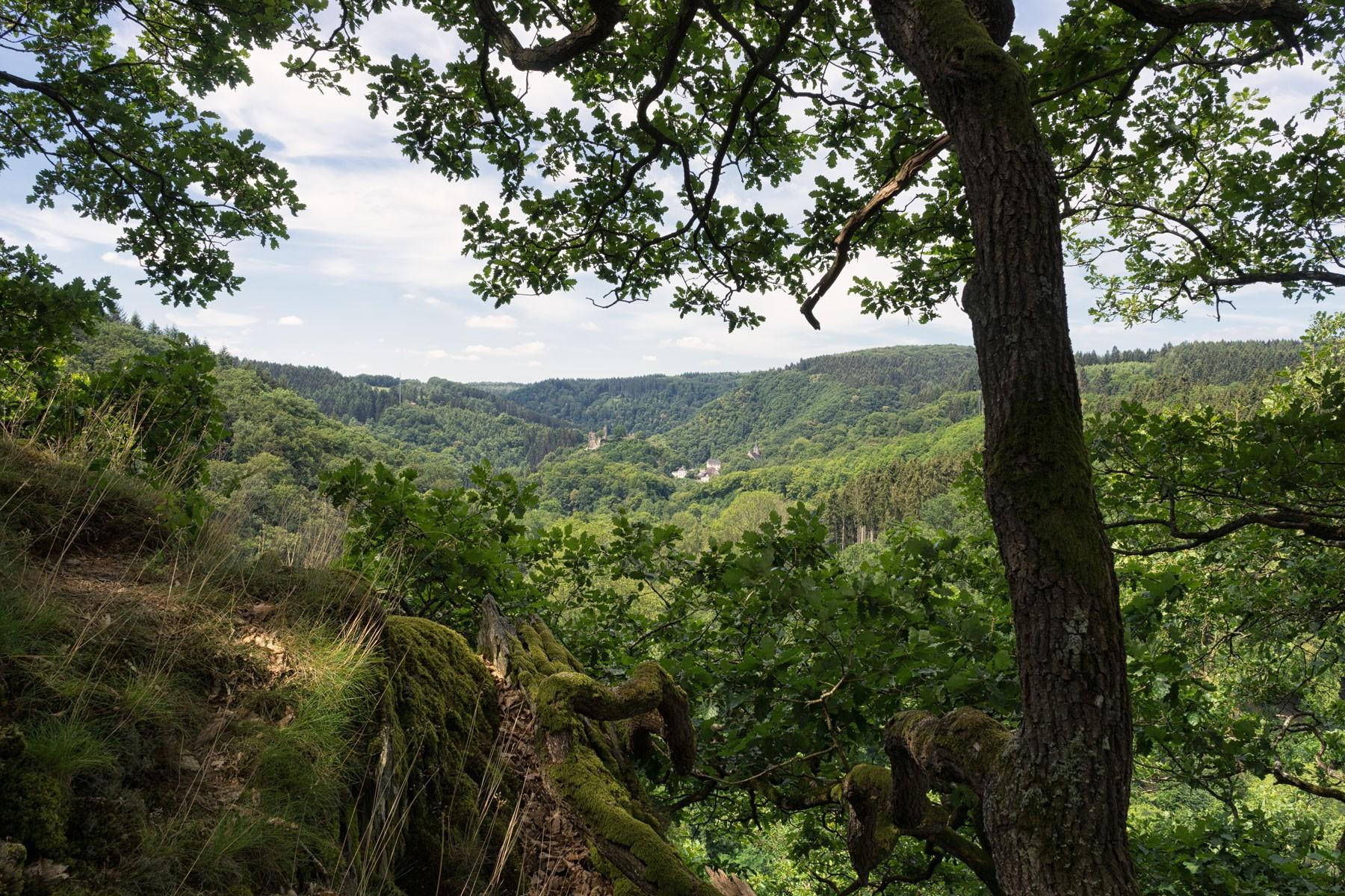 Georoute »Vom Teufelsberg zur Caaner Schweiz«