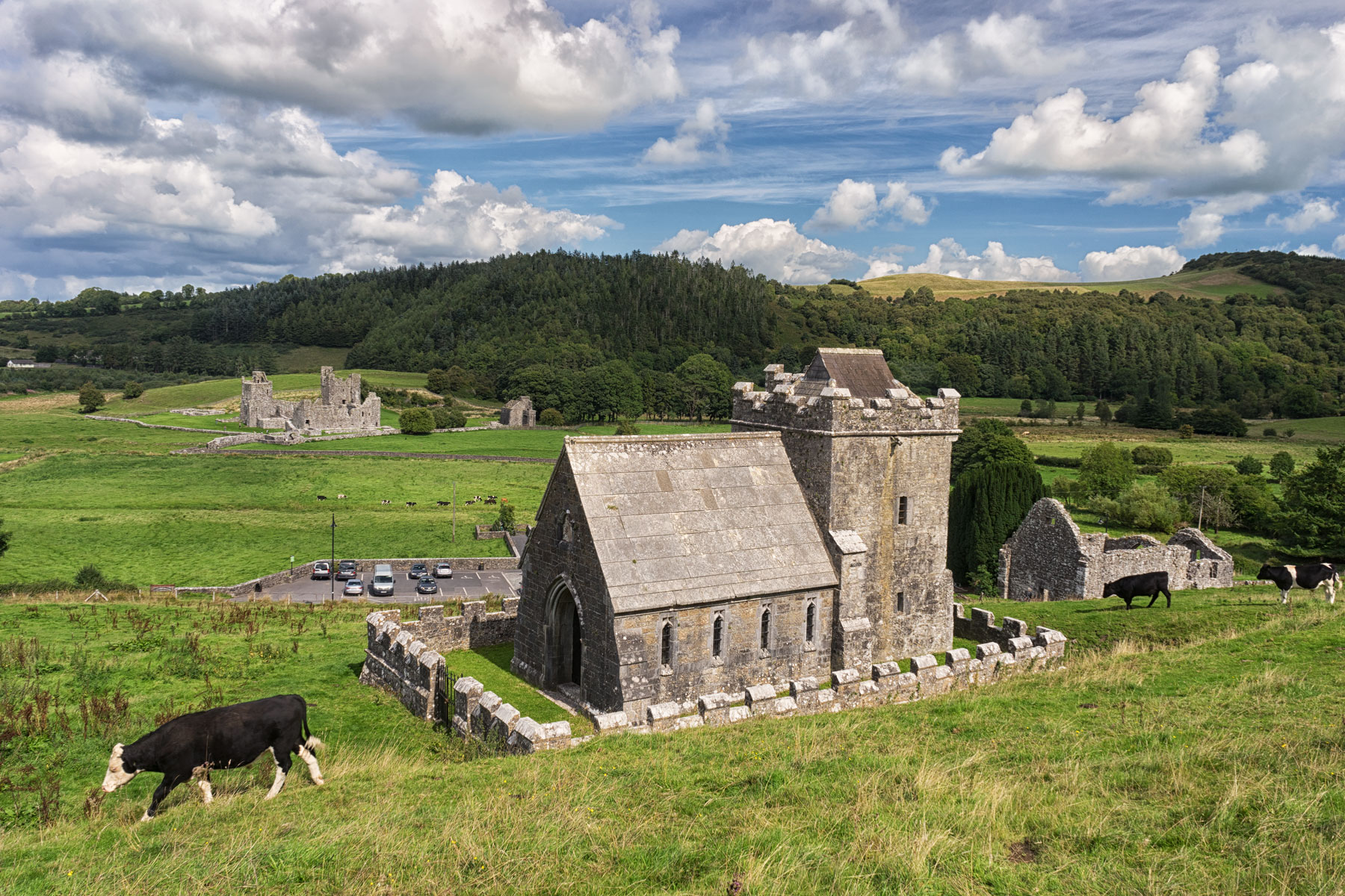 Fore Abbey (Irland)