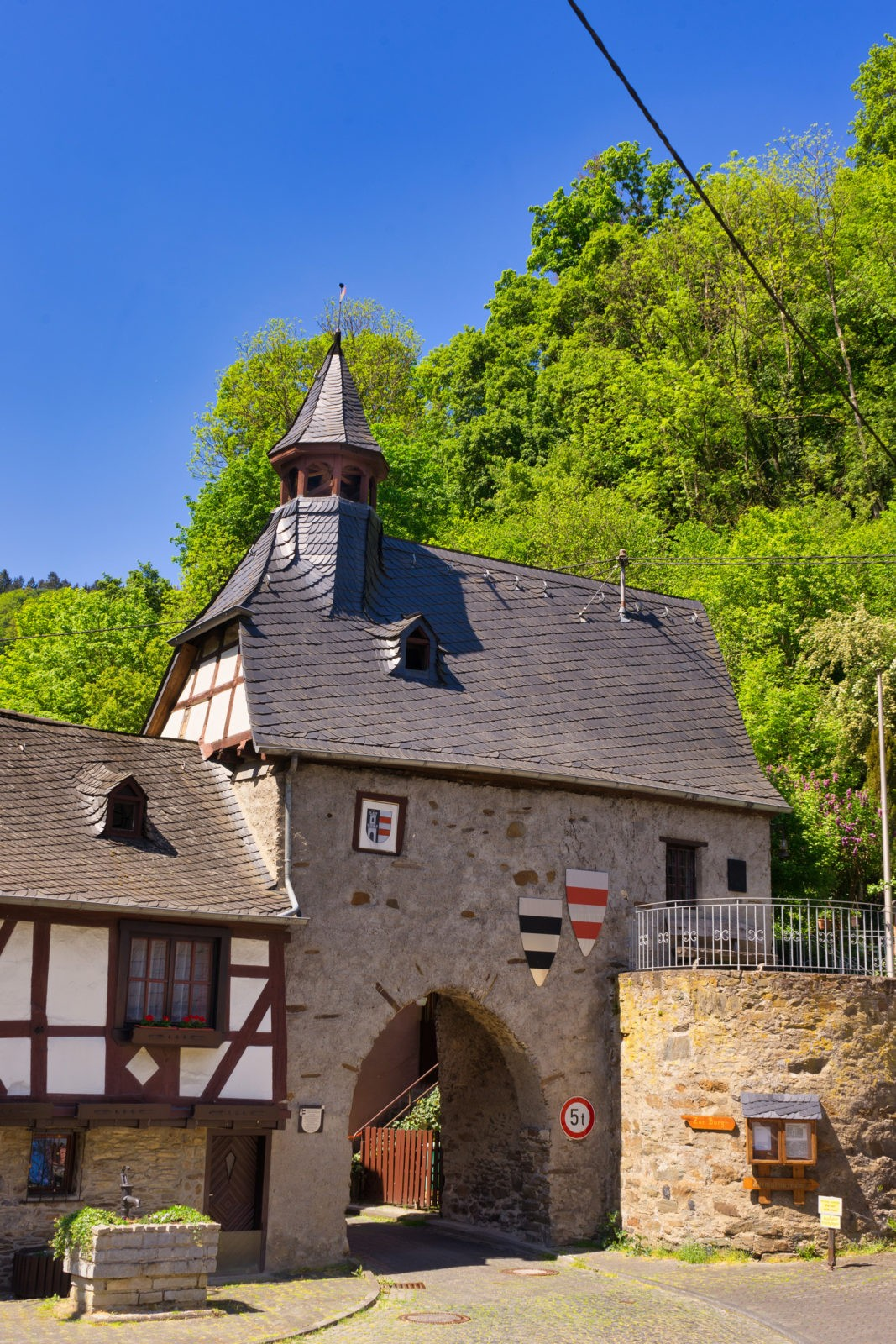 Alte Porz Isenburg
