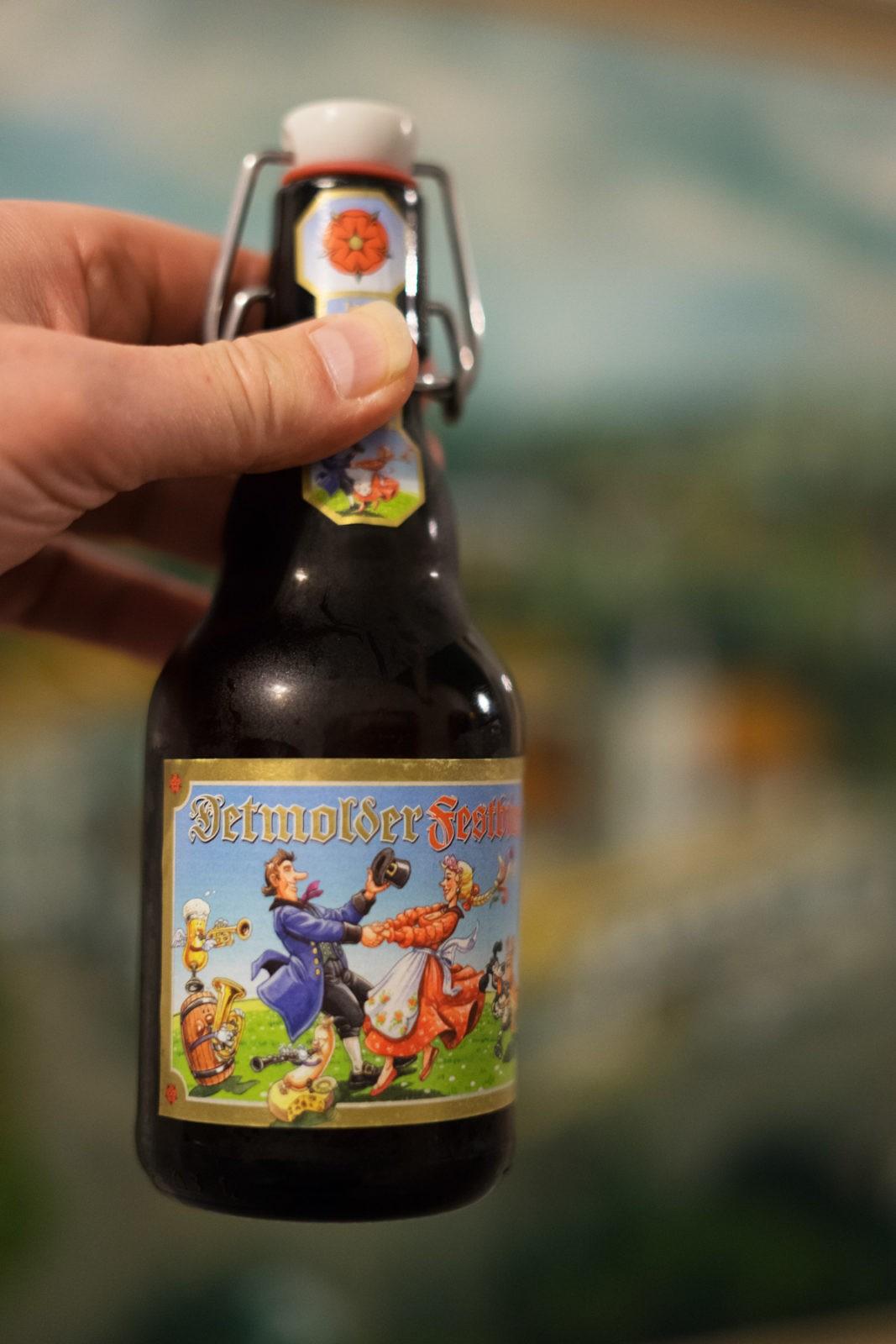 Privat-Brauerei Strate