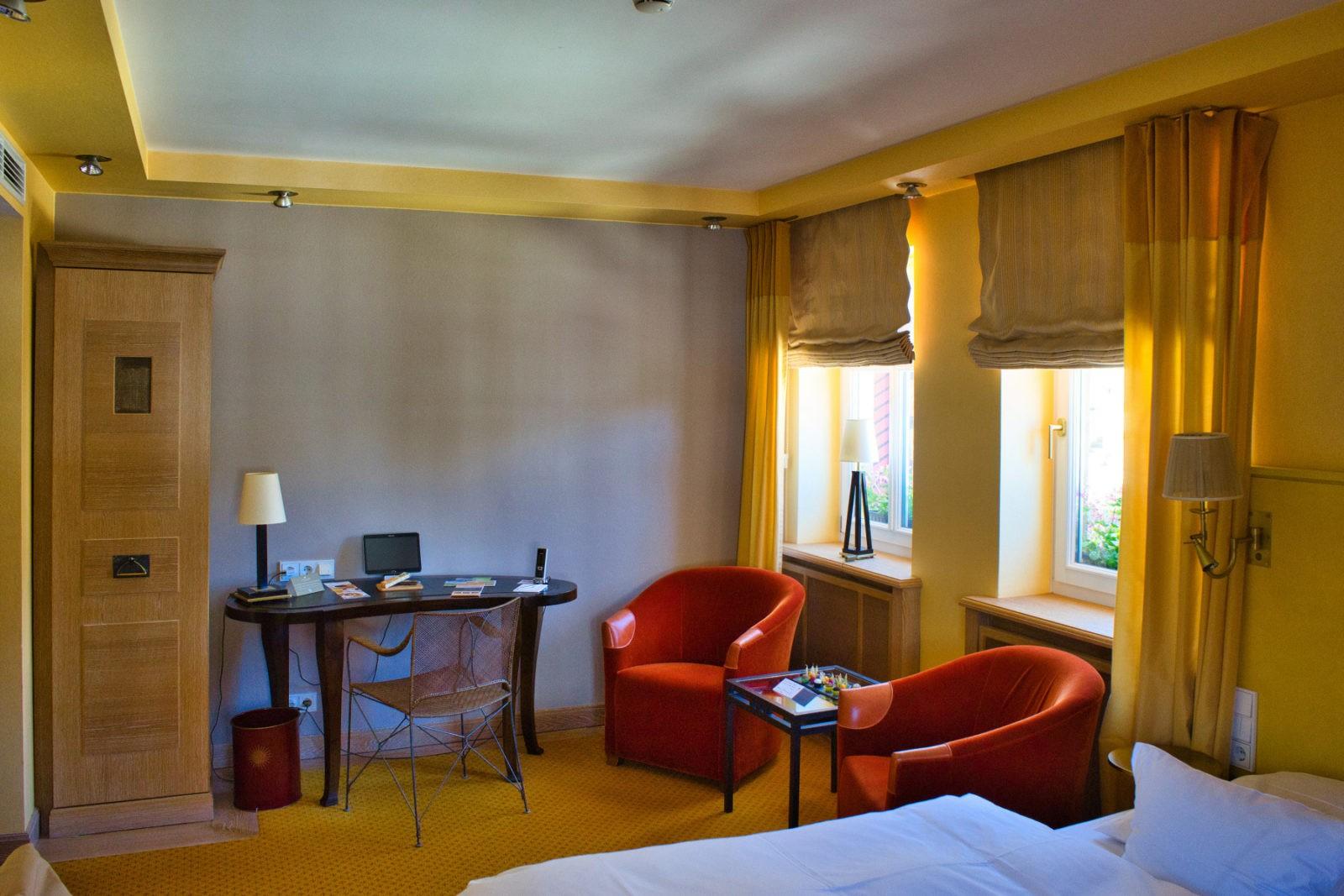 Hotelzimmer Die Sonne Frankenberg