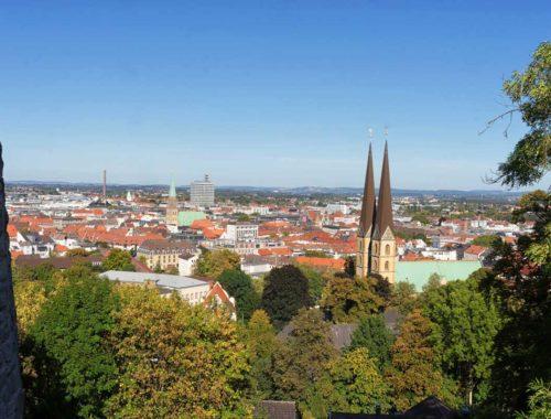 Bielefeld: Sparrenburg und Kiez-Tour