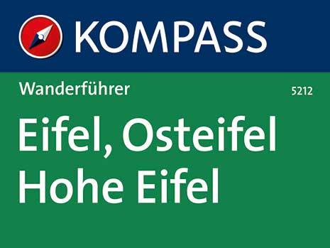 Eifel, Osteifel, Hohe Eifel (Kompass)