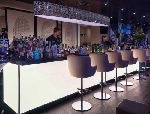 Gin-Tasting – faces Lounge & Bar Bielefeld
