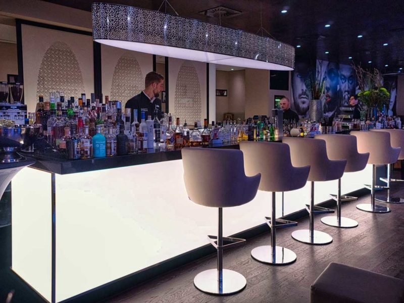 Gin-Tasting – faces Lounge & Bar Bielefeld
