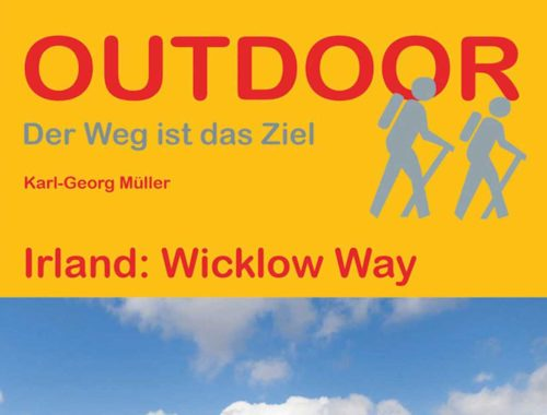 OutdoorHandbuch Wicklow Way im April 2020