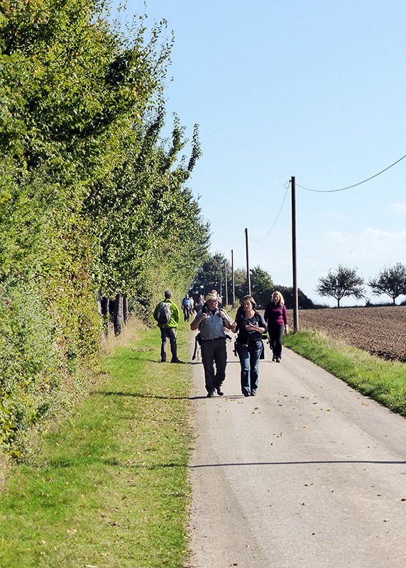 """Wandertag mit Manuel Andrack - oder: der """"Traumpfad Eltzer Burgpanorama"""""""